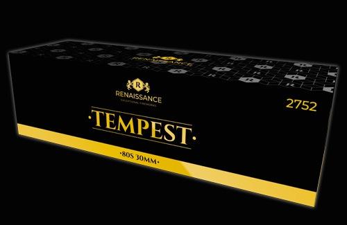 Kabalts vuurwerkhal - Tempest product